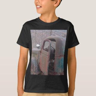 Camiseta Caminhão retro do vintage