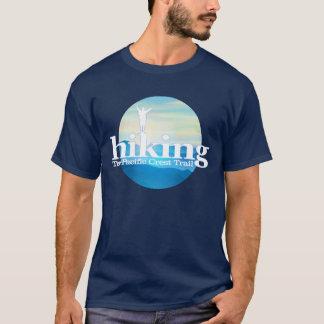 Camiseta Caminhar (fuga pacífica da crista)