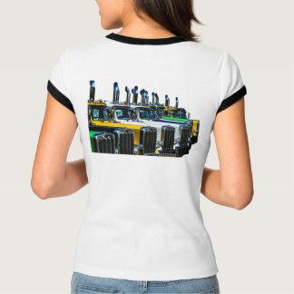 Camiseta Caminhões diesel