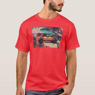 Camiseta caminhões do filme