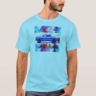 Camiseta caminhões dos azuis