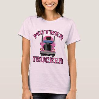 Camiseta Camionista da mãe