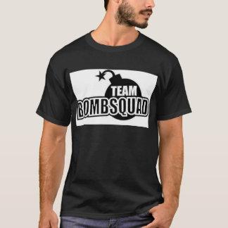 Camiseta Camionista de Bombsquad da equipe