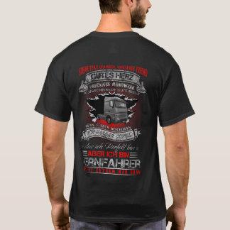 Camiseta Camionistas são quase com perfeição