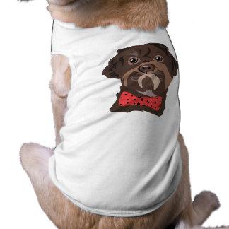 Camiseta Camisa desonesto da equipe