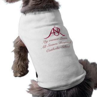 Camiseta Camisa do animal de estimação
