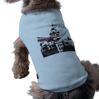 Camiseta Camisa do animal de estimação do tribunal de
