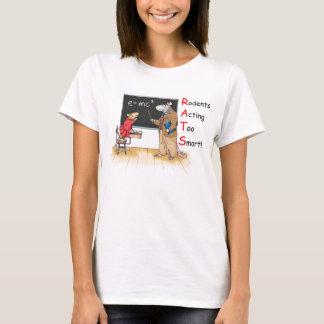 "Camiseta ""Camisa do rato esperto"""