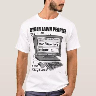 Camiseta 'camisa dos putergaters