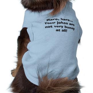 Camiseta Camisa engraçada do coelho