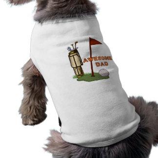 Camiseta Camisa impressionante do animal de estimação do