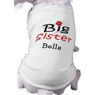Camiseta Camisa personalizada do animal de estimação da