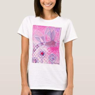 Camiseta Camisa: Prazer da libélula