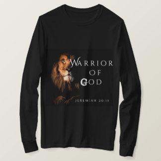Camiseta Camisola básica do guerreiro