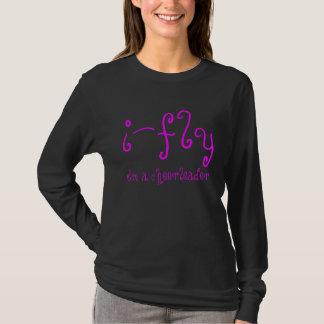 Camiseta Camisola da menina