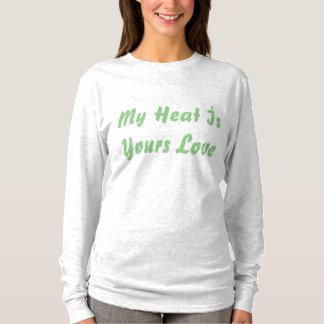 Camiseta Camisola das mulheres