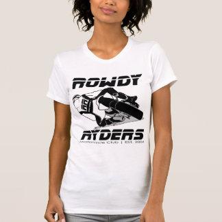 Camiseta Camisola de alças das senhoras logotipo