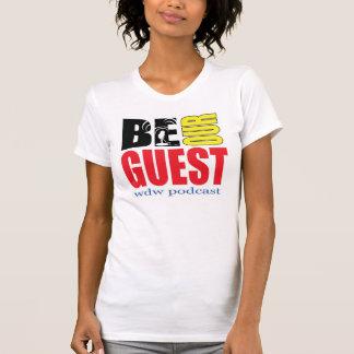 Camiseta Camisola de alças do BOGP das mulheres