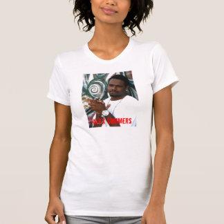 Camiseta Camisola de alças do X-Fator das senhoras