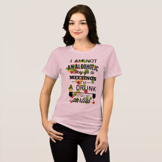 Camiseta Camisola de alças engraçada para mulheres