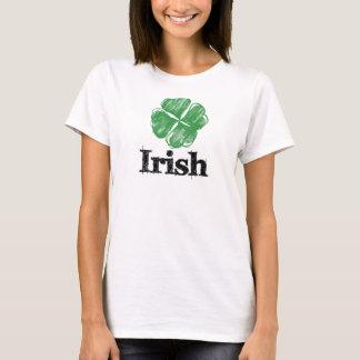 Camiseta Camisola de alças irlandesa