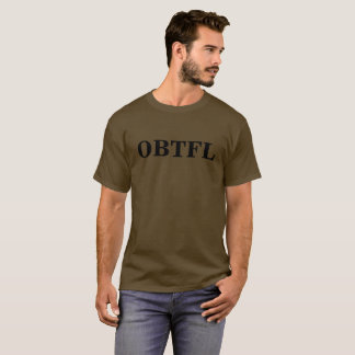 Camiseta Camisola de OBTFL OCP