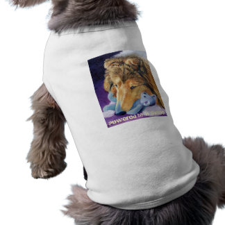 Camiseta Camisola do Sheepdog de Shetland