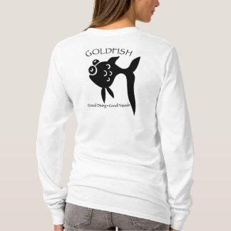 Camiseta camisola goldfish1