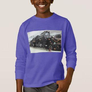 Camiseta Camisola grande do menino dos miúdos