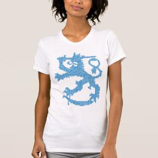 Camiseta Camisola interioa da Micro-Fibra das mulheres do