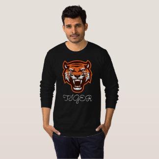 Camiseta Camisolas do tigre