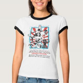Camiseta Campainha das senhoras Roda