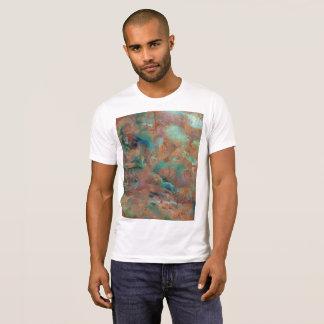 Camiseta Campanha publicitária urbana de cobre queimada