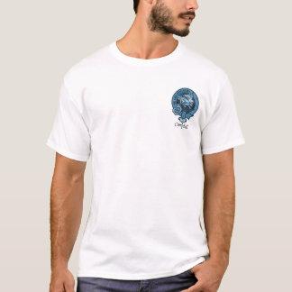 Camiseta Campbell da crista do clã de Breadalbane