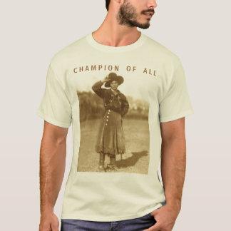 Camiseta Campeão de tudo