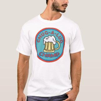 Camiseta Campeão do Chug-UM-Talão