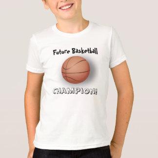 Camiseta Campeão futuro do basquetebol!