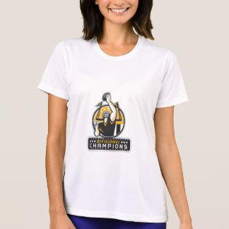 Camiseta Campeões divisionais do futebol americano retros