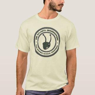 Camiseta Campeões T dos gafanhotos de Atlanta