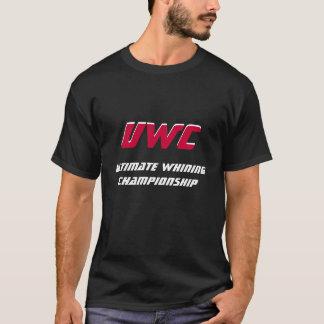 Camiseta Campeonato de lamentação final