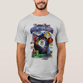 Camiseta Campeonato nacional de 2015 solteiros