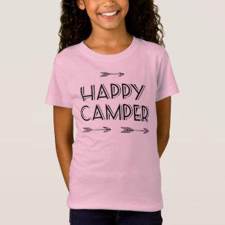 Camiseta Campista feliz