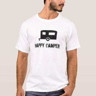 Camiseta Campista feliz!