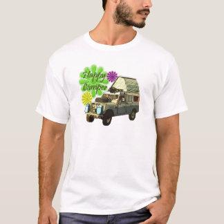 Camiseta Campista feliz de Dormobile