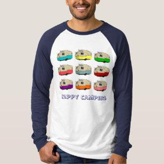 Camiseta Campistas felizes!
