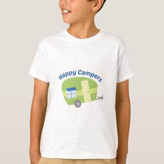 Camiseta Campistas felizes