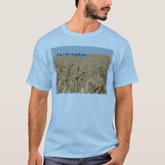 Camiseta Campo de trigo de Farmington Washington