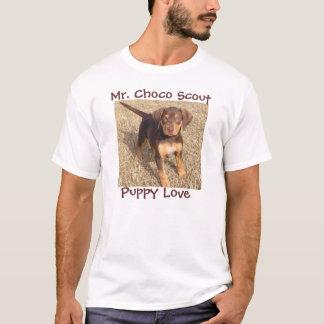Camiseta Campo Expedição do Sr. Choco Escuteiro
