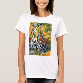 Camiseta Camponeses e cachoeira