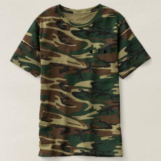 Camiseta Camuflagem do progresso